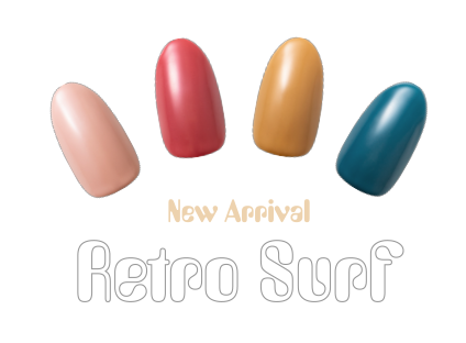 New Arrival Retro Surf